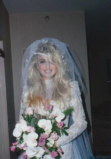 Pin By П��flower🌛⭐️ ϸ�⭐️ š�️ On Bobbie Jean Brown Wedding