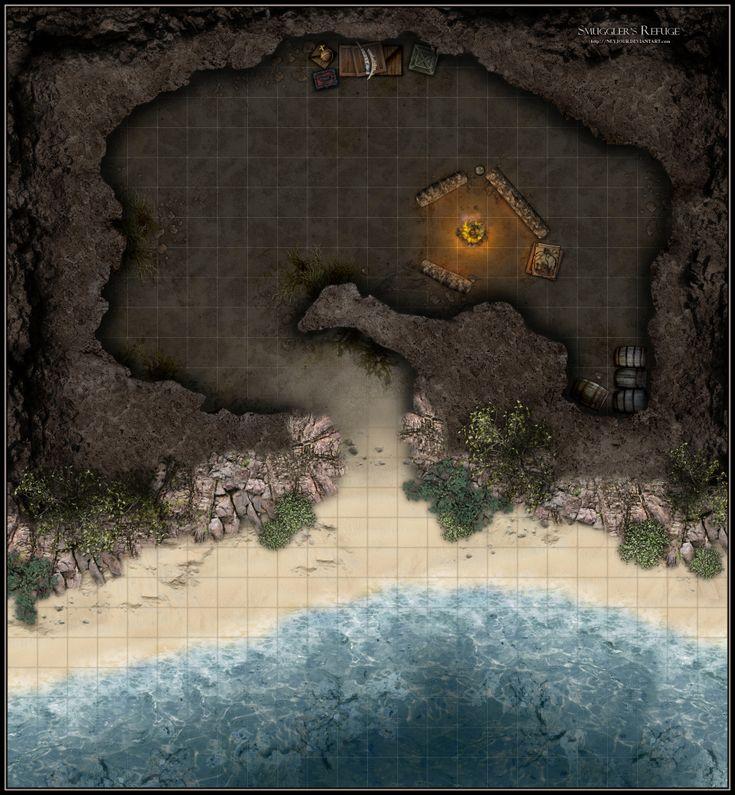 Smuggler's Refuge by Neyjour.deviantart.com on @deviantART
