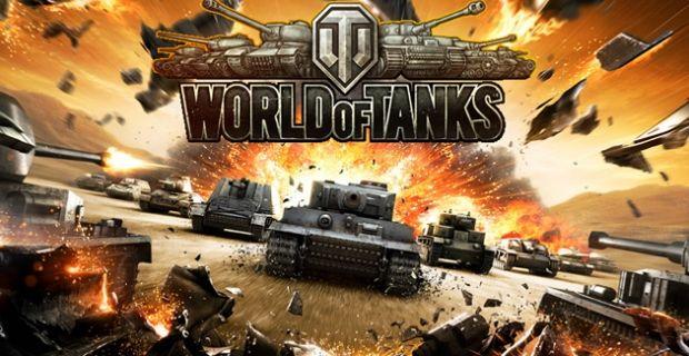 World of tanks, en temps de guerre pointez le bout de votre nez en blindé