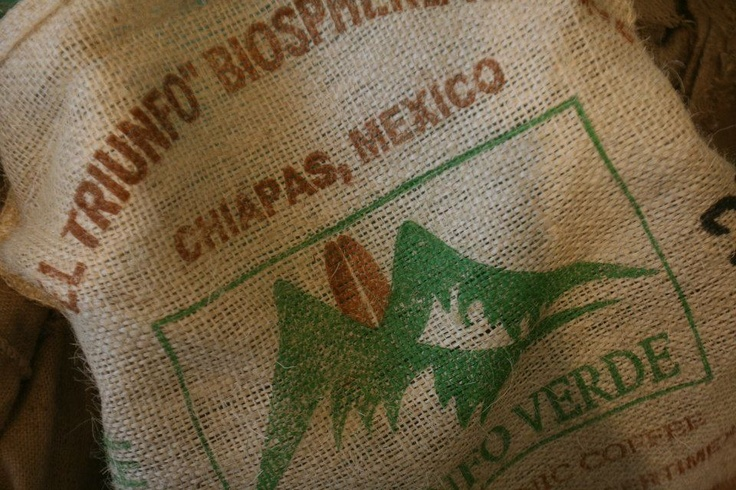 City Brew Coffee's Mexico Blend  www.citybrew.org