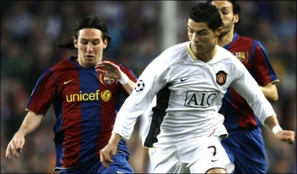DFK Football Dream 11: Winger, Cristiano Ronaldo