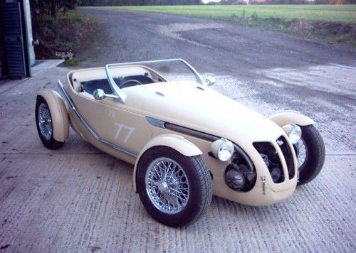 citroen 2cv kit car