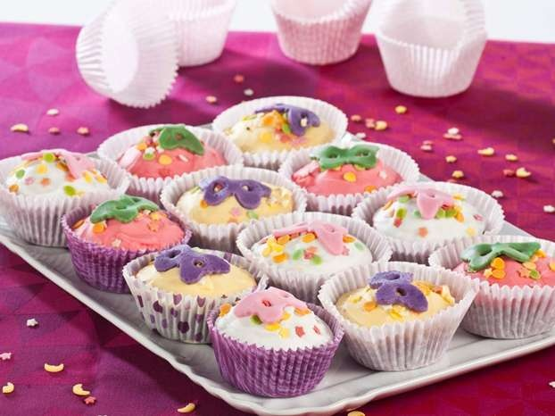 Cupcake di Carnevale http://www.arturotv.tv/carnevale/cupcake-carnevale