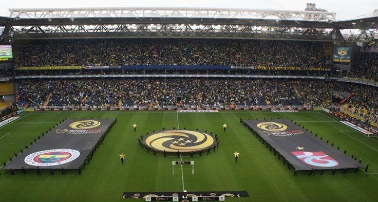 Spor Toto Süper Final Şampiyonluk Grubu'nda ilk maç: Fenerbahçe - Trabzonspor