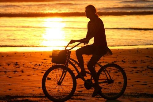 /Girls Generation, Bicycles Stories, Artists Rare, Scarlet Seals, Ohm Seaside, Bikes Riding, Beach, Costarican Sunsets, Magic Sunsetsunrisemoonlight