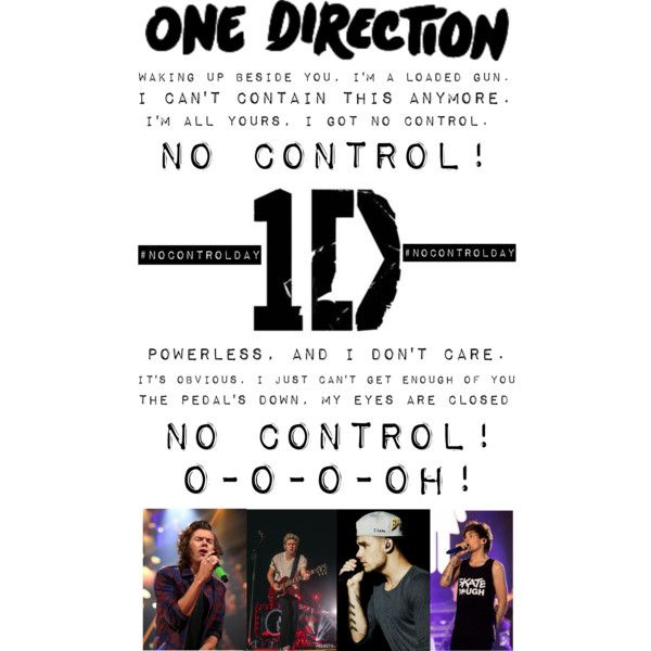 #NoControlDay by anniefashiongirl on Polyvore featuring polyvore and art