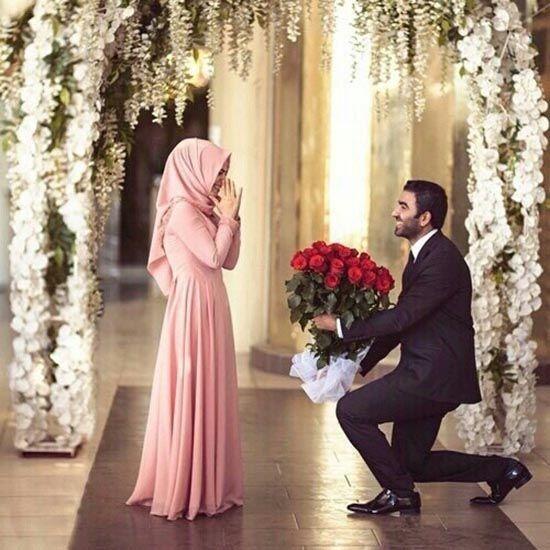 imagens de amor proponentes muçulmanos