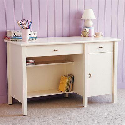 kid desk shelf under desk so clever