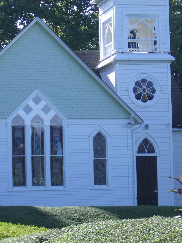 Minoru Park Chapel