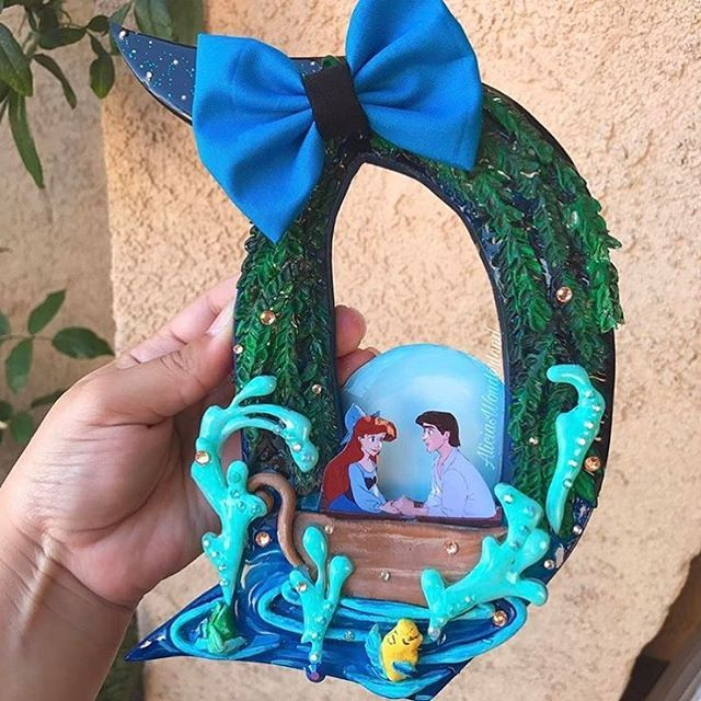 Have you seen these wonderfully ornate and detailed pieces by @alicias.wonderland ?!? #DIYDisneyCrafts  #diydisney #disneycrafting #disneycraft #magicalmakers #disneycrafts #disneystyle #mmlshare #disneyinspired  #disneyetsy http://aliciaswonderland.etsy.com/