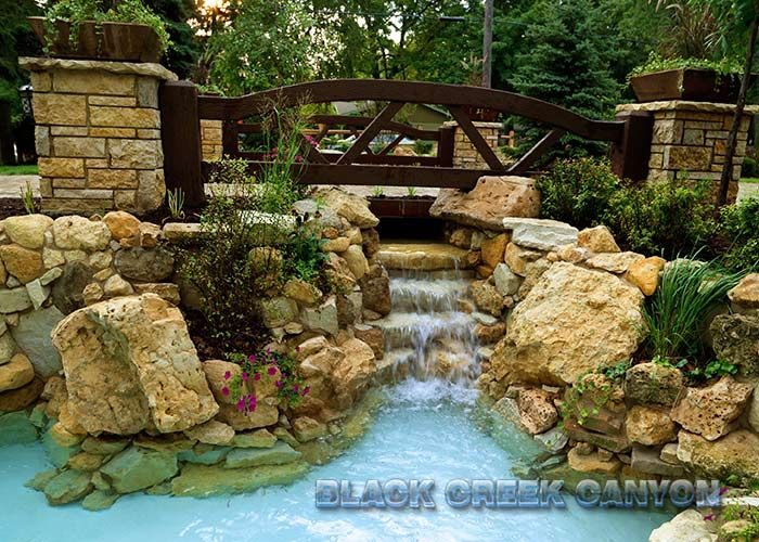 31 best pools and waterfalls images on Pinterest Swimming pools
