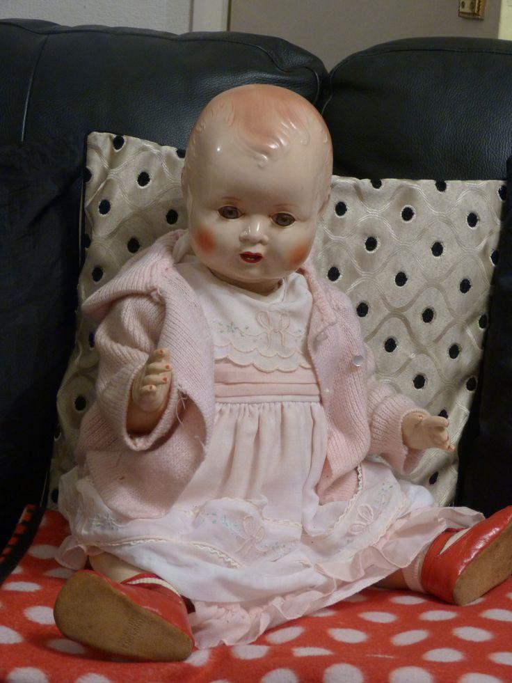 1950s Sarold doll