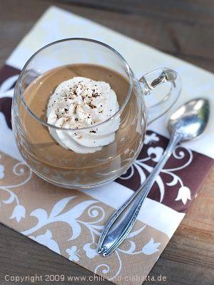 Türkische Kaffee-Creme