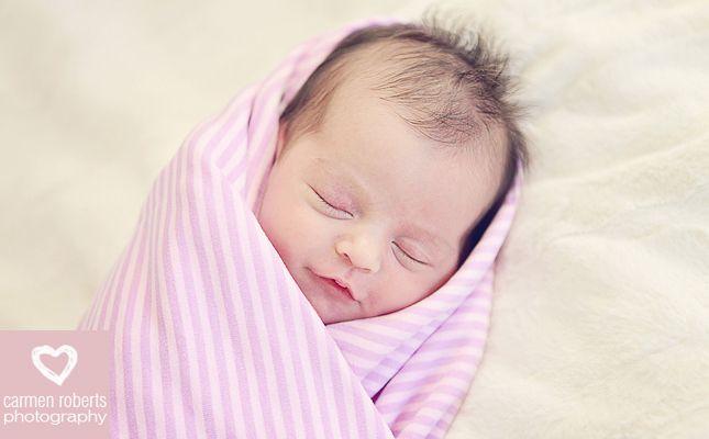 Carmen Roberts Photography, Tannah Newborn Shoot.