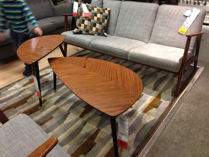 Snygga retrosoffan Ekenäset från Ikea