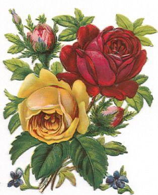 valentine's day art clips