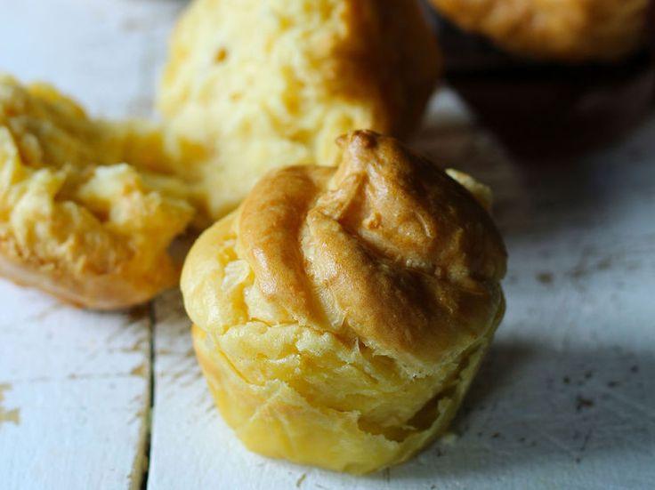 Gougère muffin en vidéo