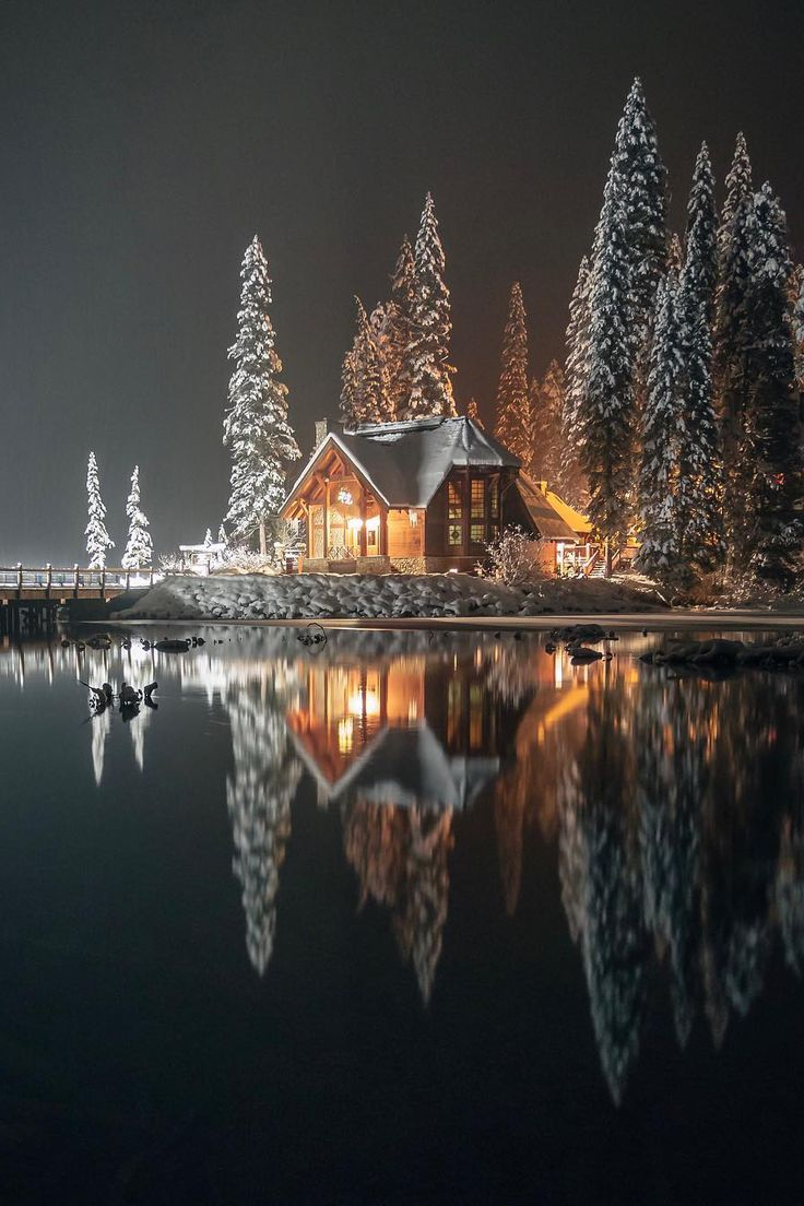 "xXx  "" Emerald Lake by: Stevin Tuchiwsky """