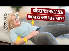 Rückenschmerzen morgens beim Aufstehen? Das kann Dir helfen! | Liebscher & Brac… Hermine Schäfer