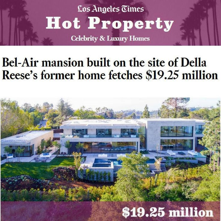Thank you to the @latimes for featuring the sale of #1910BelAirRoad. Congratulations all around!  #carswellandpartners.com | #luxuryrealestate #realestate #luxuryhome #happyclients #losangelesrealestate #socal #ANRsignature #ANRsignaturecollection #telesproperties #stonecanyonreservoir  #BelAir