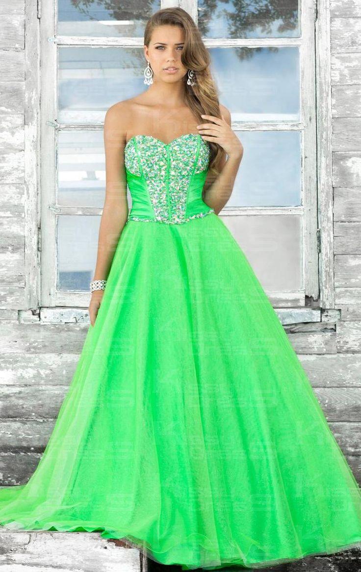 Prom Dresses Princess Style Uk - Formal Dresses