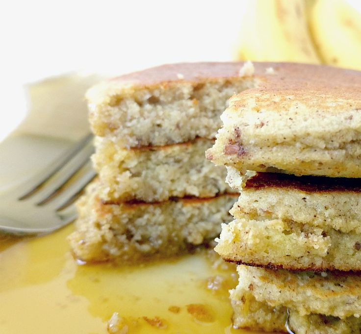 Domestic Bliss Squared: Easy, fluffy paleo pancakes recipe