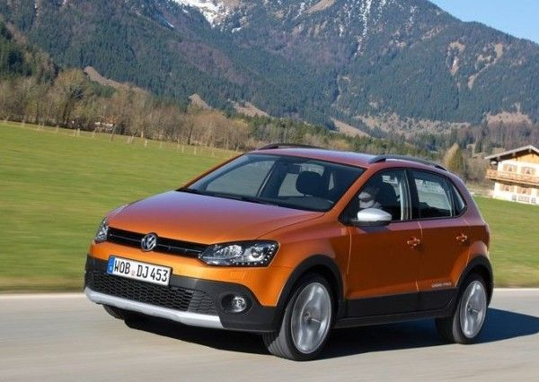 2014 Volkswagen CrossPolo Photos View 600x426 2014 Volkswagen CrossPolo Review, Specs and Quality