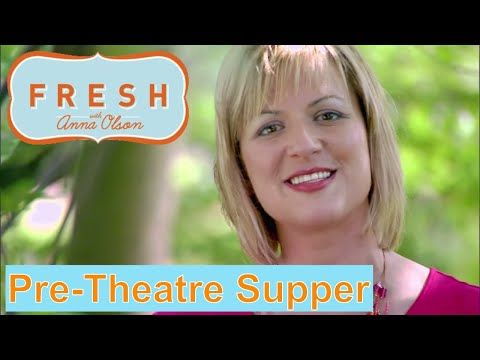 Strawberry Meringue Tart | Pre-Theatre Supper | Fresh With Anna Olson | Season 2 | Episode 5 - YouTube