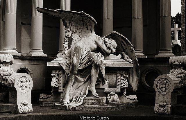Cementerio de Montjuïc (Barcelona) by Victoria Durán | Photography, via Flickr