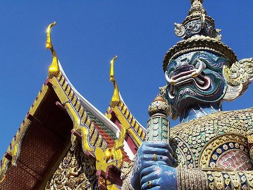 Palacio Real, Bangkok