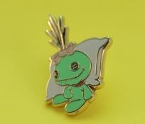 rare hard to find disney lilo and stitch scrump 2010 trading pin free shipping