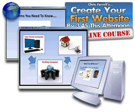 Course Certificate Completed:How-to-create-your-first-website