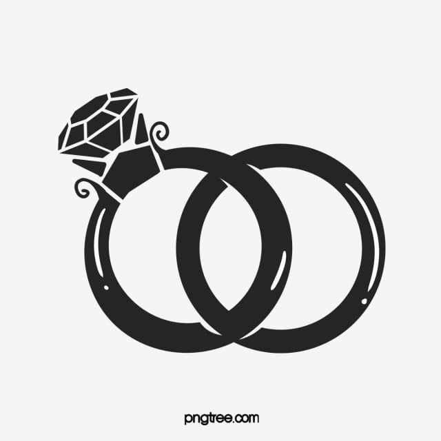 Silhouette Of Black Brick Wedding Ring Cartoon Heart Love Love Png Transparent Clipart Image And Psd File For Free Download Silhouette Stencil Wedding Ring Drawing Wedding Ring Graphic