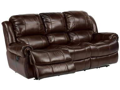 Shop For Flexsteel Capitol Power Dual Reclining Sofa