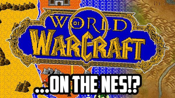 'World Of Warcraft' On The NES Is A Spot-On Spoof [Video]