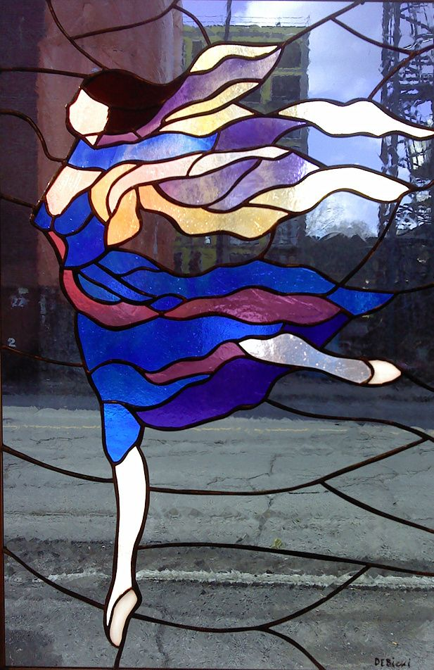654 Best Miniature Stained Glass Images On Pinterest