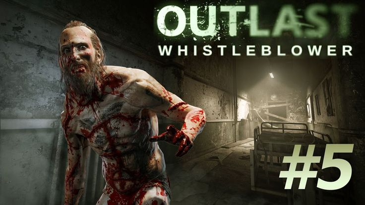 Outlast: Whistleblower ☛ Жених ☛ #5