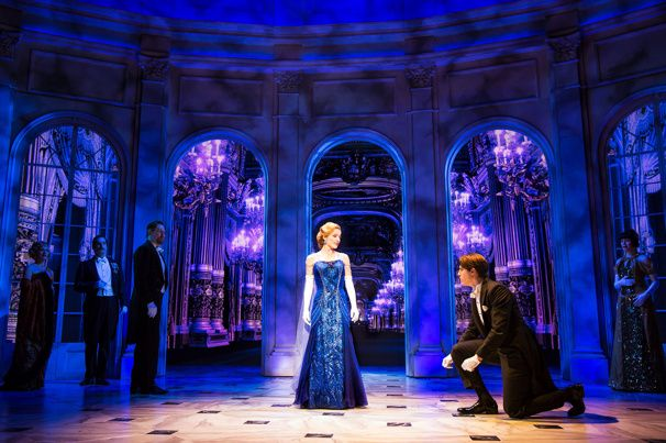 Rags to Riches! Here's a Sneak Peek of Christy Altomare Looking Like Royalty in Broadway's Anastasia