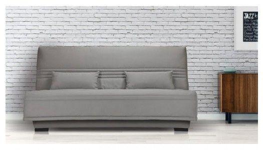 les 25 meilleures id es de la cat gorie chambre d 39 amis avec clic clac sur pinterest lit clic. Black Bedroom Furniture Sets. Home Design Ideas