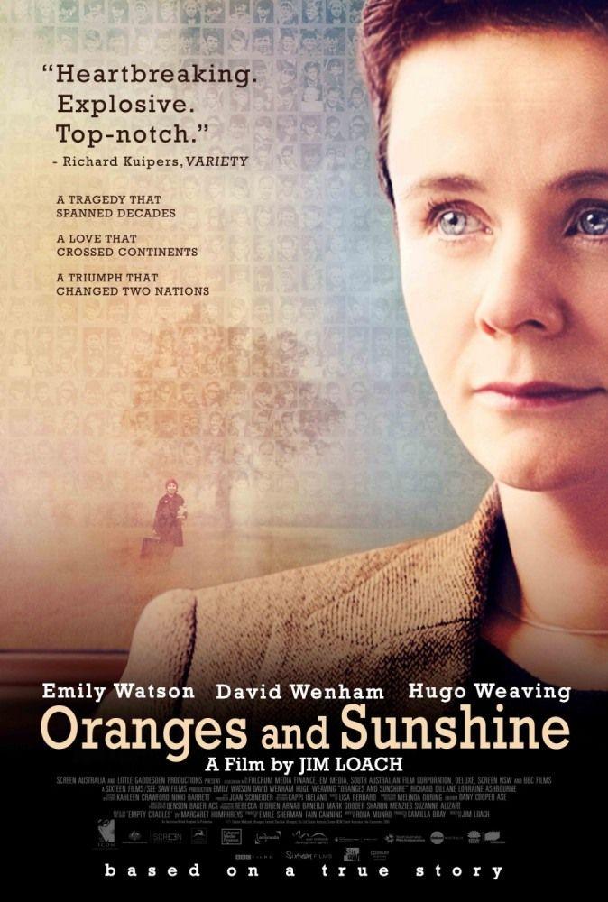 Солнце и апельсины (Oranges and Sunshine)   кино! в 2019 г ...