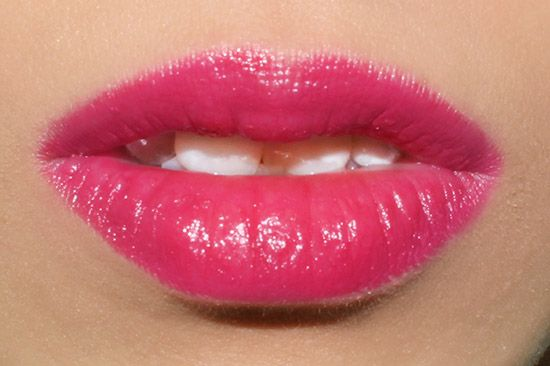 Maybelline Color Whisper Swatch in Cherry On Top