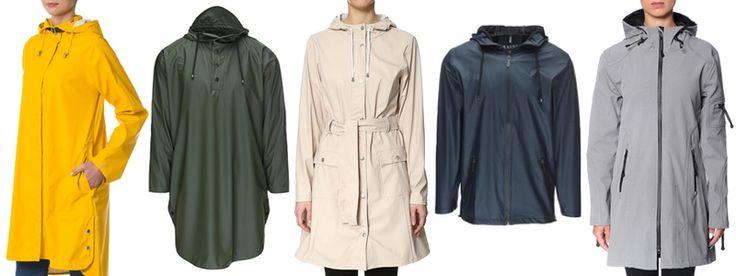 Regntøj til kvinder i lækre styles fra populære brands som Ilse Jacobsen, Rains, Hummel og mange flere. Find inspiration i regntøj til kvinder med lækre regnjakker, regnbukser, gummistøvler til den dansk sommer regnbye
