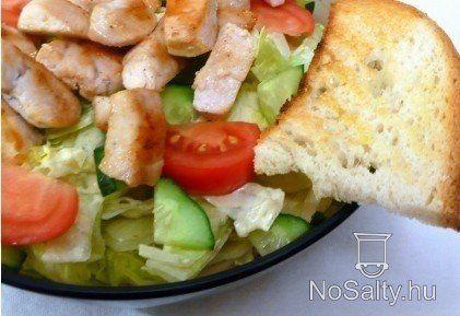 Cézár saláta  http://www.nosalty.hu/recept/cezar-salata
