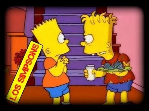 video desde la web los simpsons