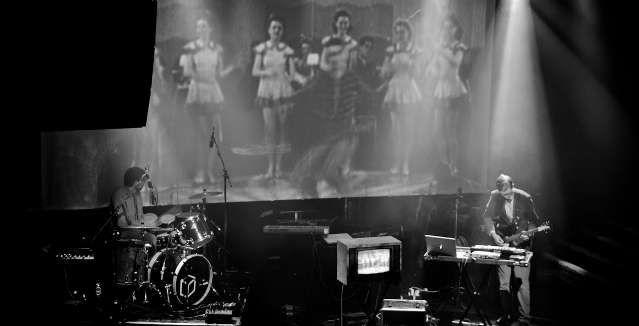 Public Service Broadcasting #music #performance #concert #live #pop #rock #alternative #culture #art #photography #bnw #bw