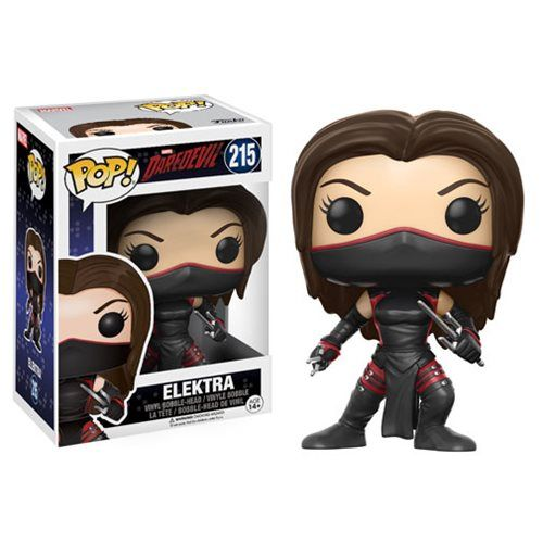 (affiliate link) Daredevil Elektra Pop! Vinyl Figure