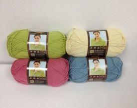 Lion+Brand+Cotton+Ease+Yarn