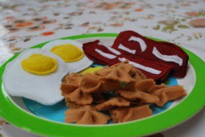 mina dotter: tutorial vilten eten maken