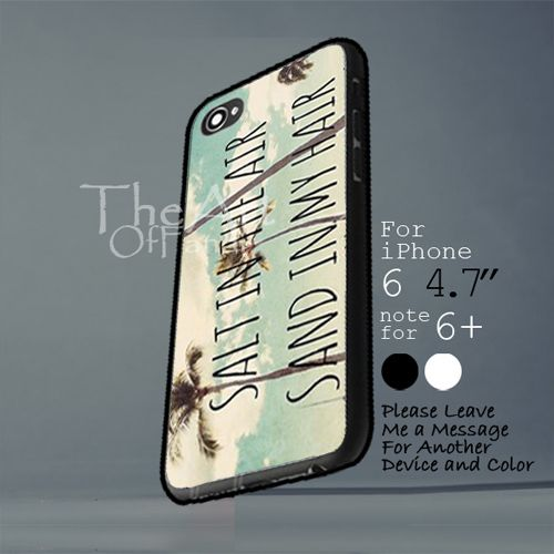 summer love vintage beach Iphone 6 note for  6 Plus