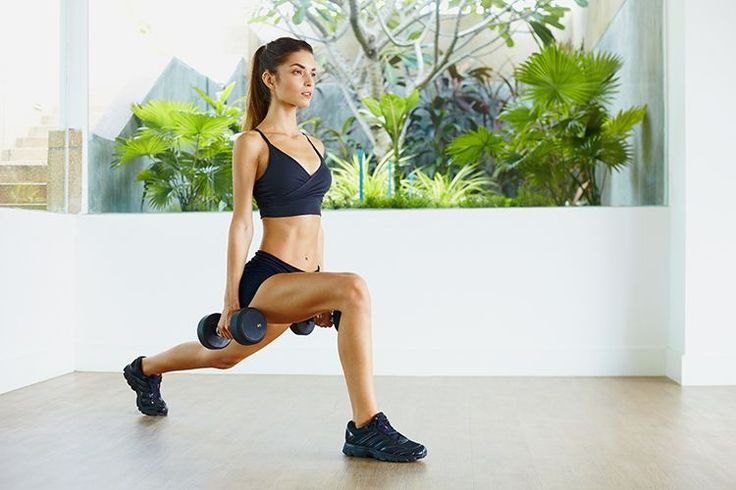 For days when you're in a crunch, this fast workout is an intense 16 minutes of calorie-burning Tabata. Burpees, squats, lunges, and more!